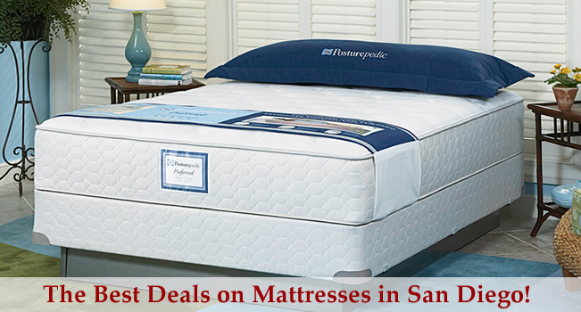 Discount Mattresses in San Diego